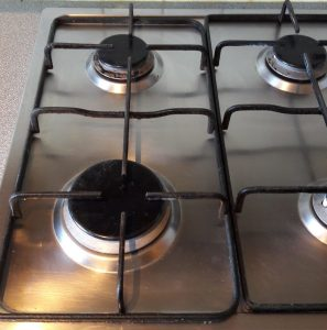 hobs cleaned by Fantastic services