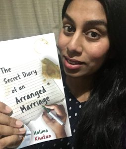 HalimaBobs and The Secret Diary of an Arranged Marriage