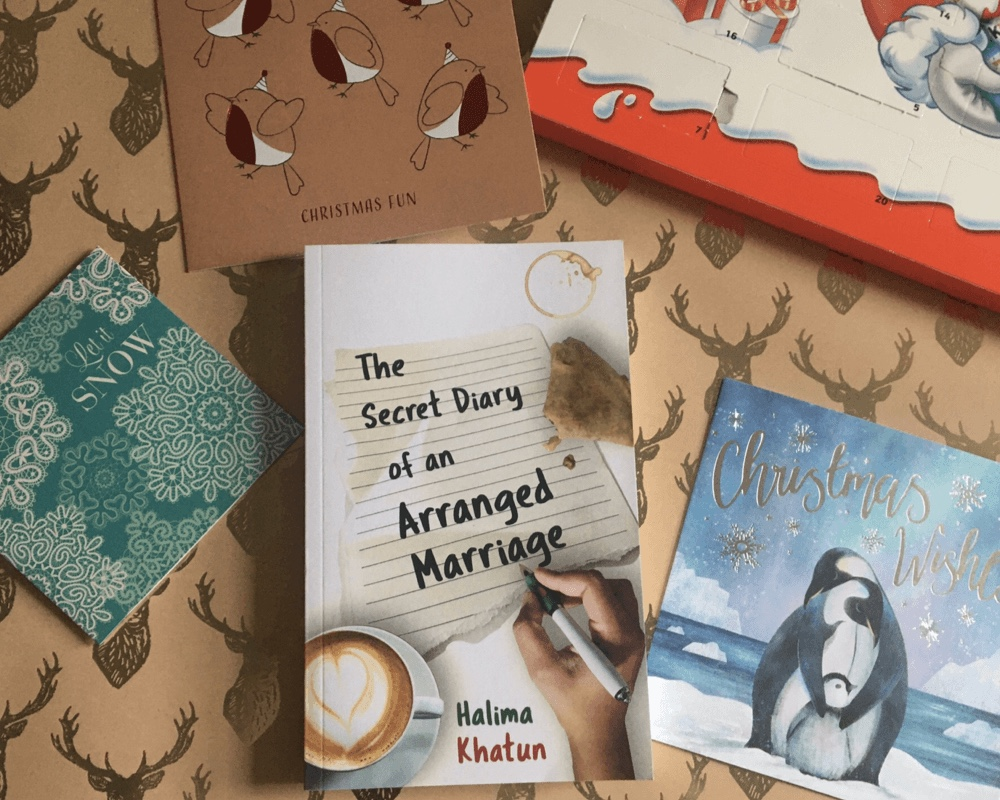 The secret diary of an arranged marriage Christmas present