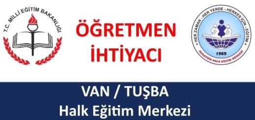 VAN-TUSBA-halk-egitim-merkezi-ogretmen-ihtiyaci