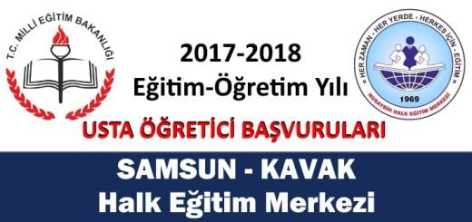 samsun-kavak-halk-egitim-merkezi-usta-ogretici-basvurulari