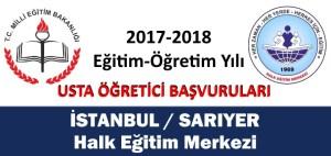 istanbul-sariyer-halk-egitimi-merkezi-usta-ogretici-basvurulari-2017-2018