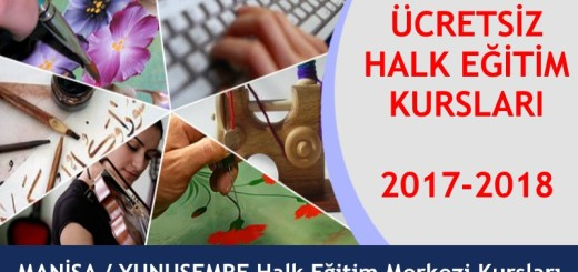 manisa-yunusemre-ucretsiz-halk-egitim-merkezi-kurslari-2017-2018