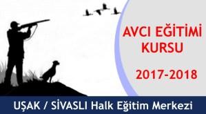 usak-sivasli-halk-egitim-merkezi-avci-egitim-kursu-2017-2018