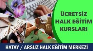 hatay-arsuz-ucretsiz-halk-egitim-merkezi-kurslari
