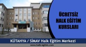 Kütahya-Simav-ücretsiz-halk-eğitim-merkezi-kursları