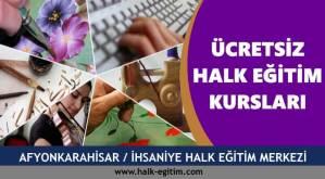 AFYONKARAHİSAR-İHSANİYE-Halk-Eğitim-Merkezi-Kursları