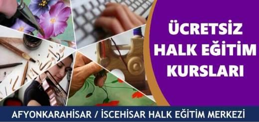 AFYONKARAHİSAR-İSCEHİSAR-Halk-Eğitim-Merkezi-Kursları