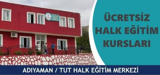 ADIYAMAN-TUT-Halk-Eğitim-Merkezi-Kursları