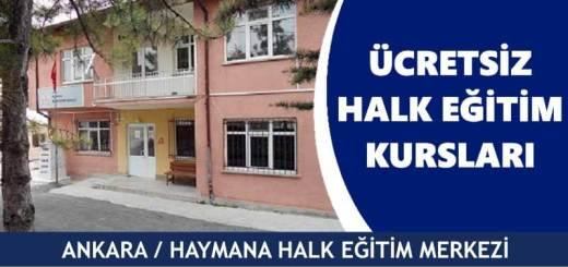 ANKARA-HAYMANA-Halk-Eğitim-Merkezi-Kursları