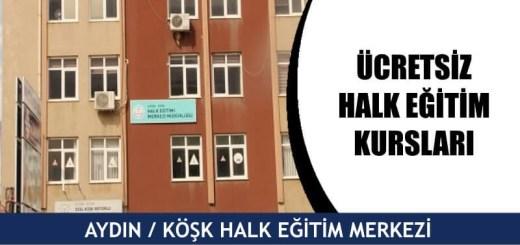 Aydın-Köşk-ücretsiz-halk-eğitim-merkezi-kursları