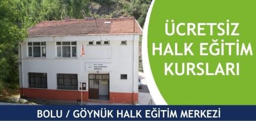 BOLU-GÖYNÜK-Halk-Eğitim-Merkezi-Kursları
