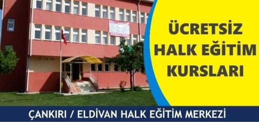 ANKIRI-ELDİVAN-HALK-EĞİTİM-MERKEZİ