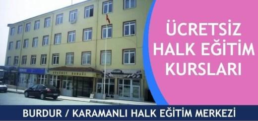 BURDUR-KARAMANLI-Halk-Eğitim-Merkezi-Kursları