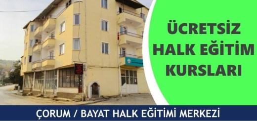 ORUM-BAYAT-ucretsiz-halk-egitim-merkezi-kurslari