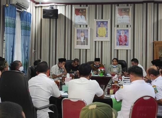 Terkait Hilangnya Ornamen Melayu. DPRD Langkat RDP, Sri Bana Minta Dinas Terkait Berkoordinasi