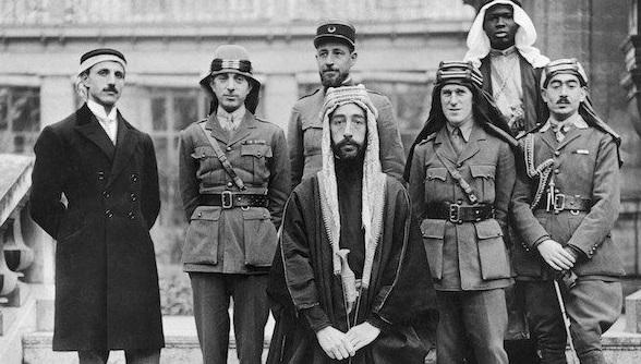 Resultado de imagen de Faysal bin Hüseyin bin Ali el-Haşimi family