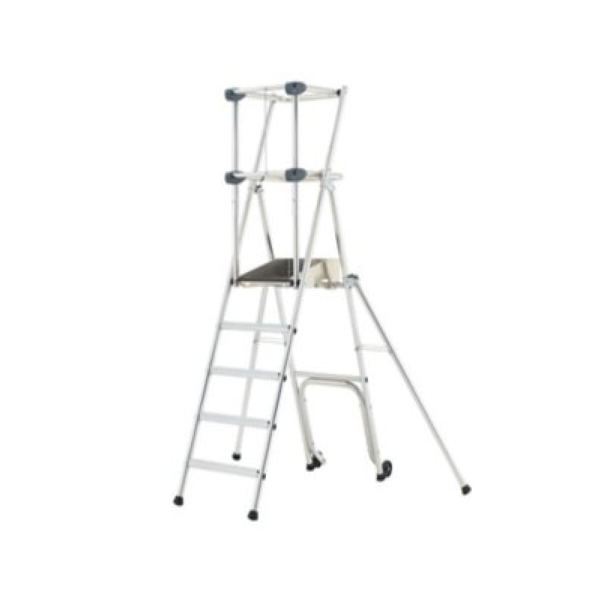 Zarges Profort Work Platform Platform Height 0 70m 3 Rungs