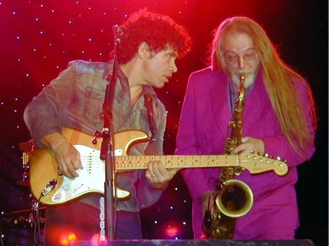 HallOates Band  Charlie DeChant