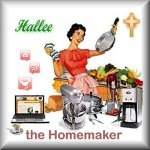 Hallee the Homemaker Blog