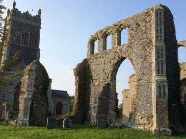 Ruins of Walberswick Church