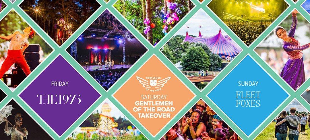 Latitude Festival 2017 – Henham Estate