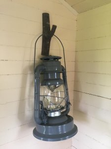 Shepherd's Hut lantern