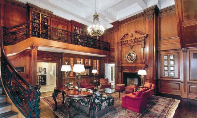 Hallidays  Panelled Rooms