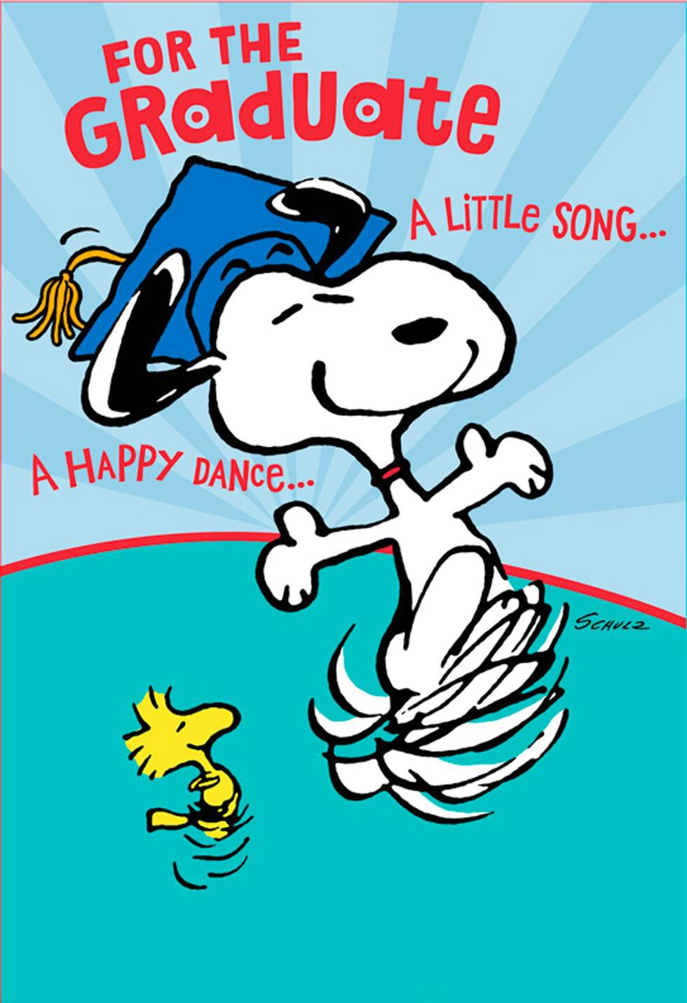 Snoopy Happy Birthday Cards