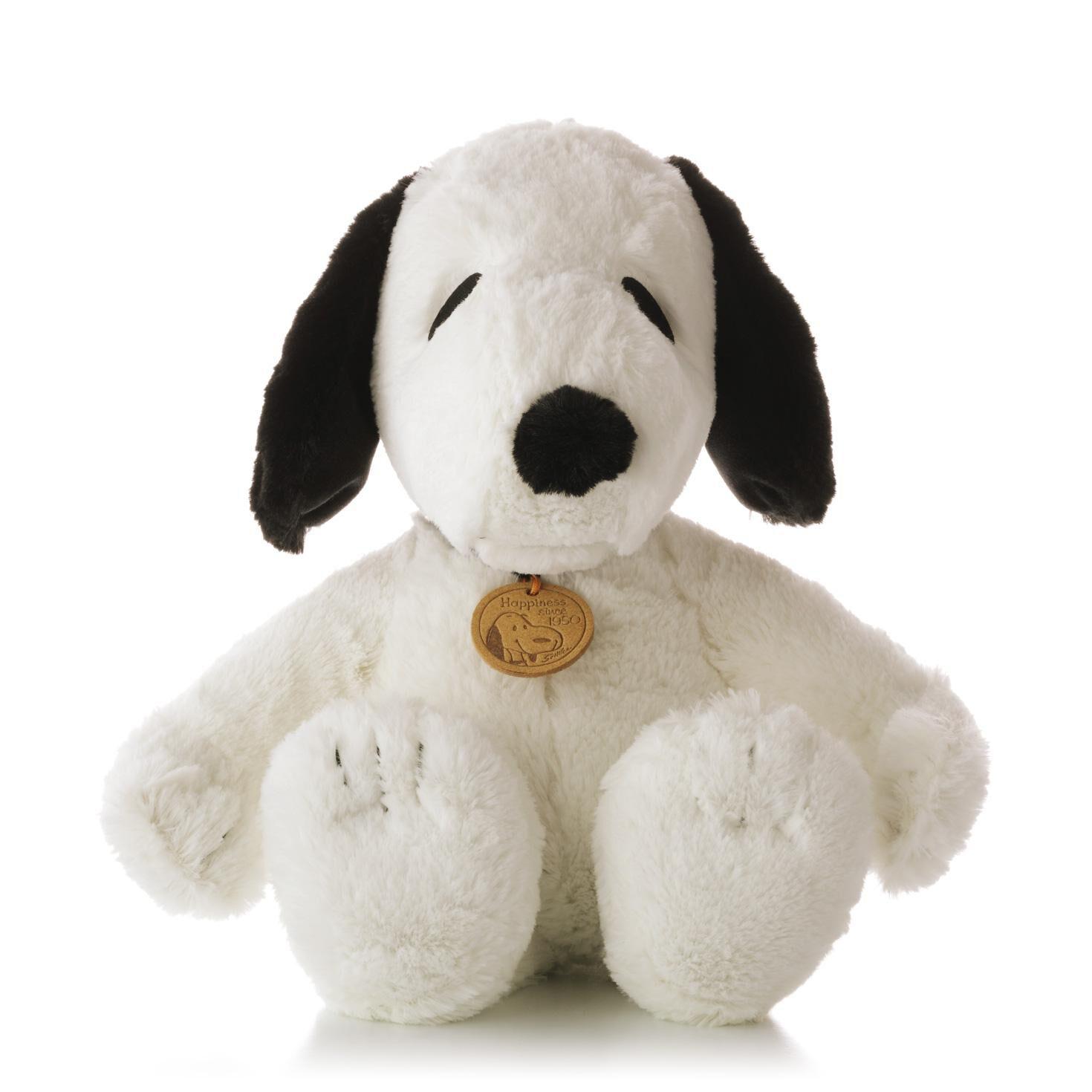 Large Classic Snoopy Classic Stuffed Animals Hallmark