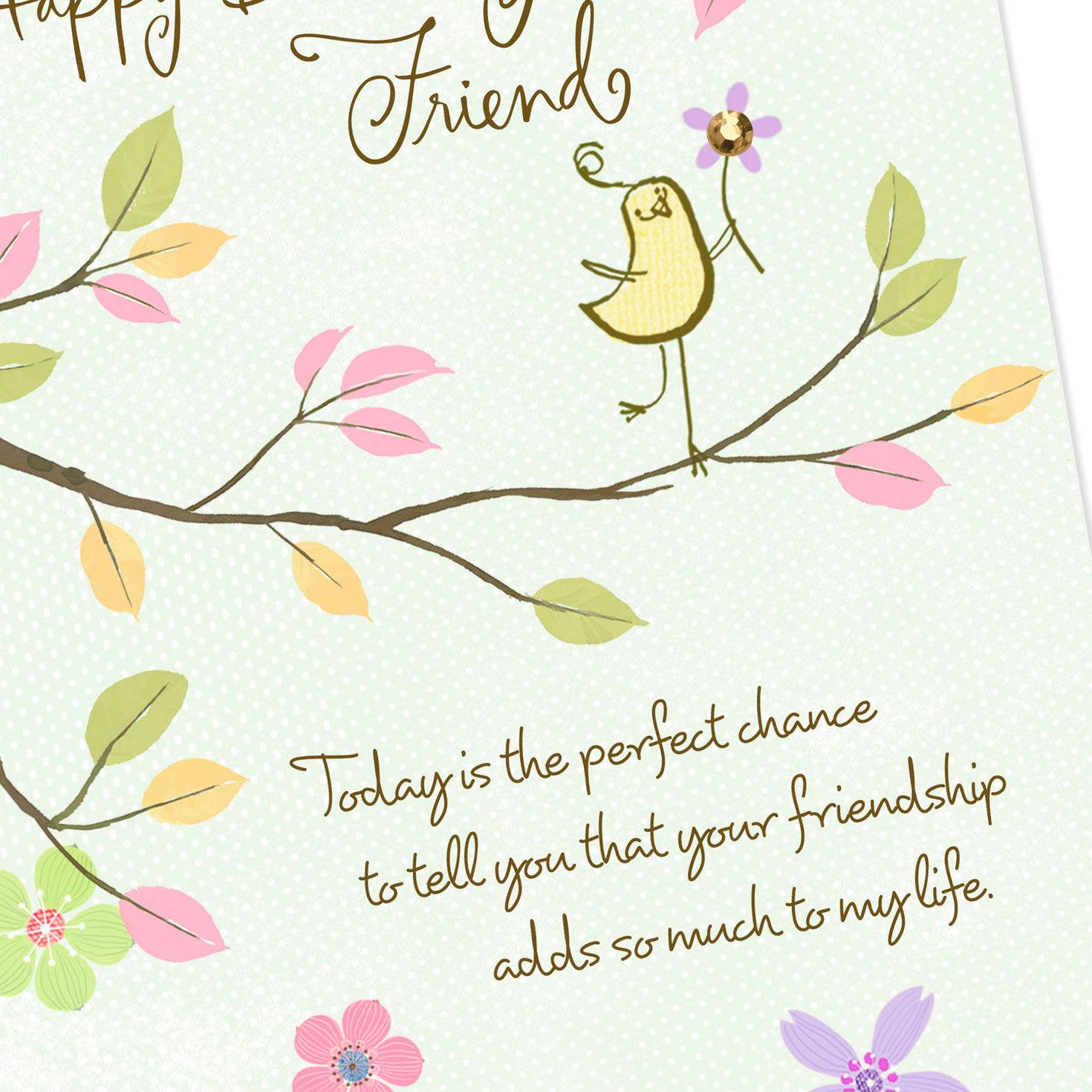 thankful friend birthday wishes