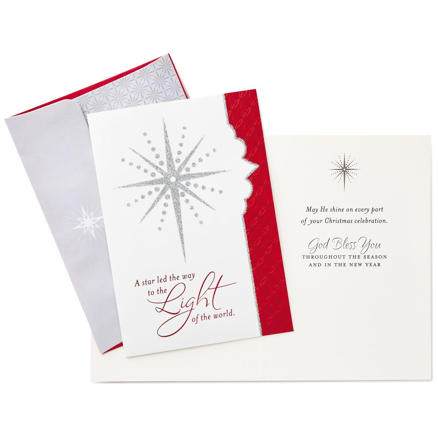 Hallmark Boxed Religious Christmas Cards 2017