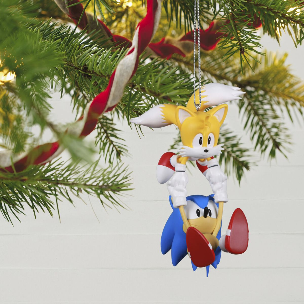 Sonic the Hedgehog™ Sonic & Tails Ornament,