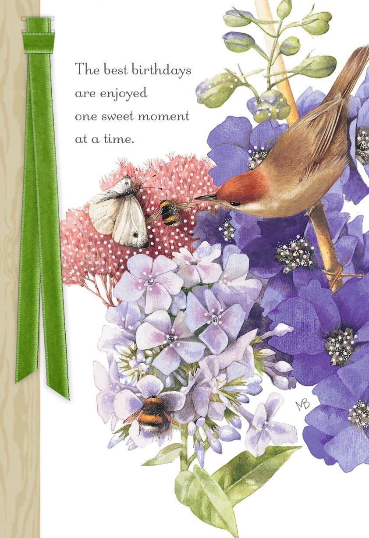 Marjolein Bastin Beauty in Nature Birthday Card  Greeting