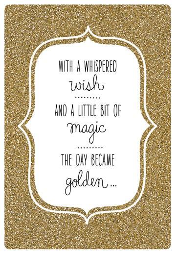 Golden Birthday Card Greeting Cards Hallmark