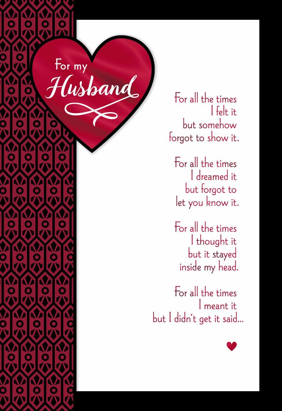 I Love You Husband Cards Wwwpixsharkcom Images