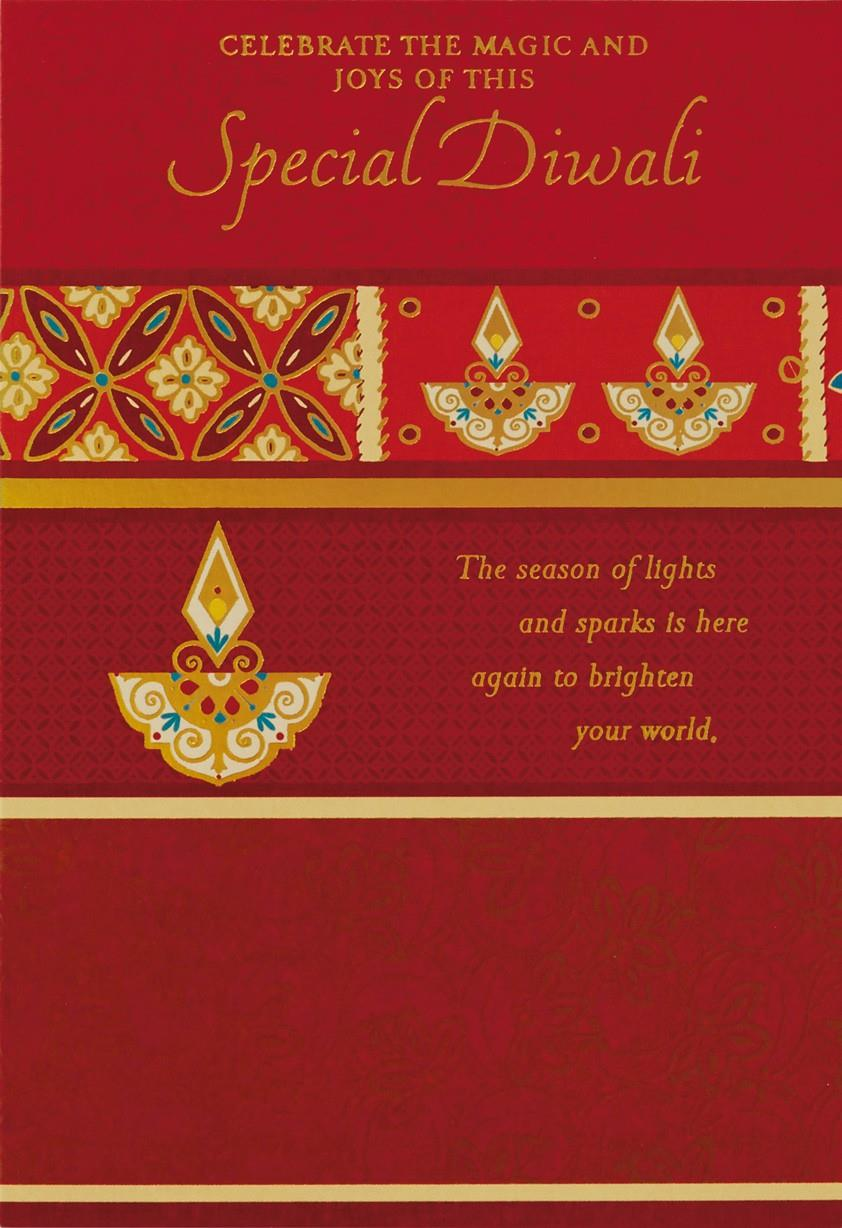 Special Diwali Card Greeting Cards Hallmark