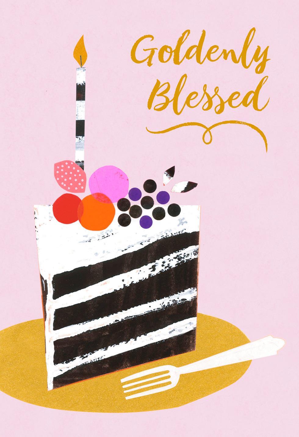 Happy Baptism Cake