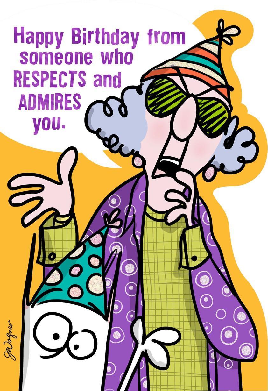 Respectful Admiration Funny Birthday Card Greeting Cards Hallmark