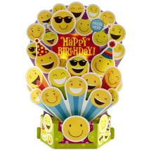 Singing Happy Birthday Emoji - Year of Clean Water
