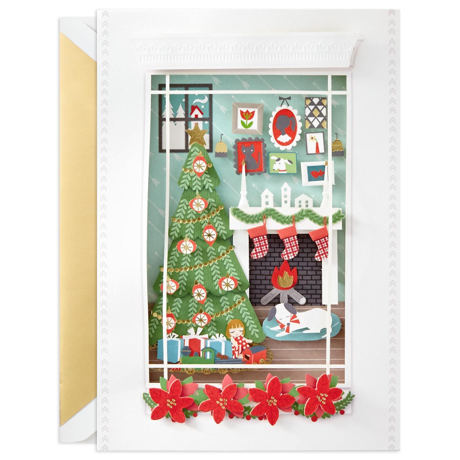 Warm Wonderful Christmas Card Greeting Cards Hallmark