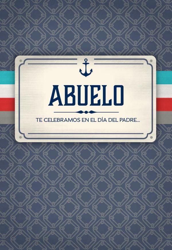 ' Inspiration Spanish-language Father' Day Card