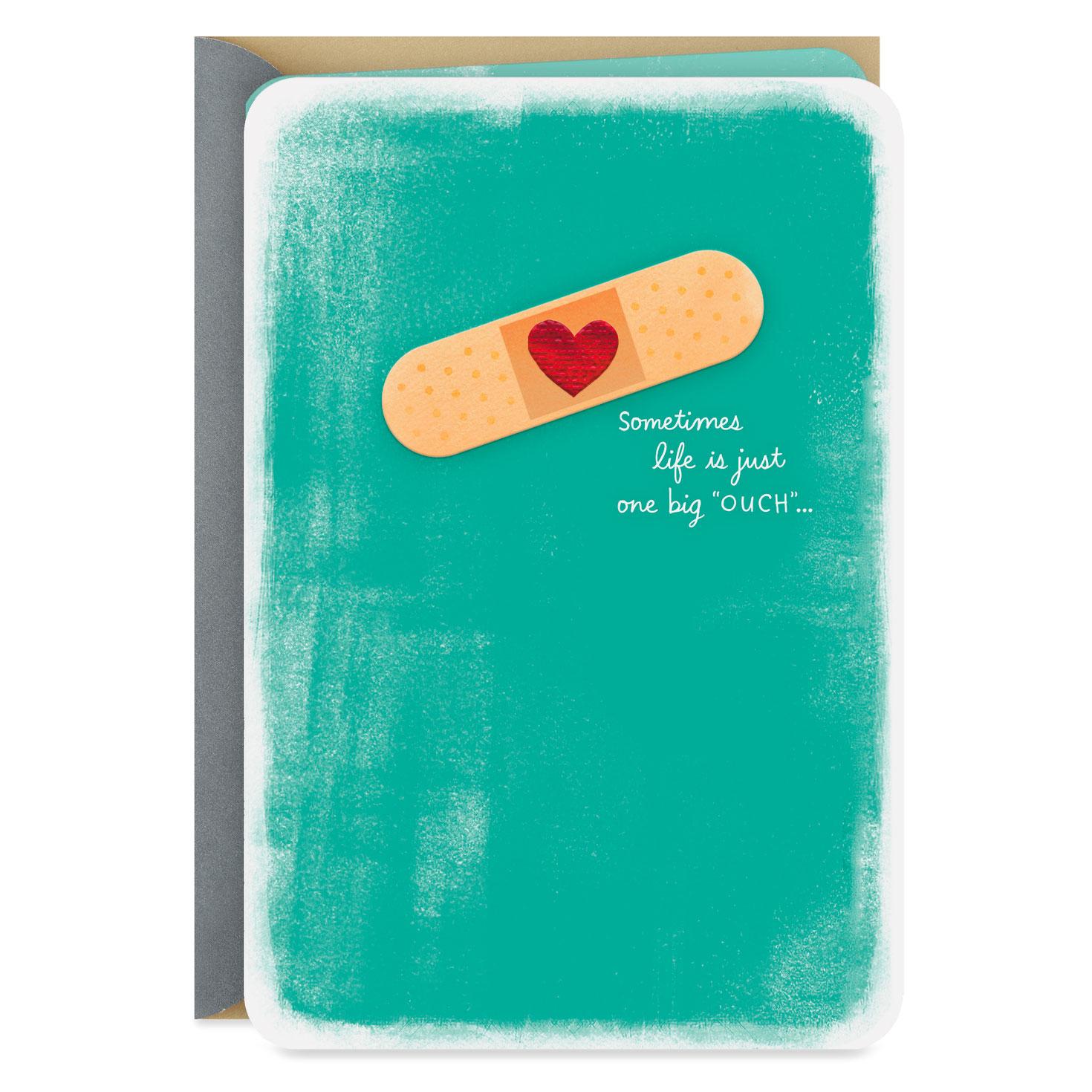 Emotional First Aid Encouragement Card