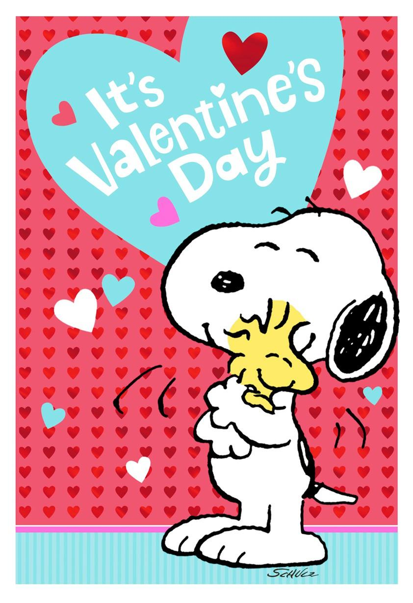 Image result for Snoopy Valentines Day