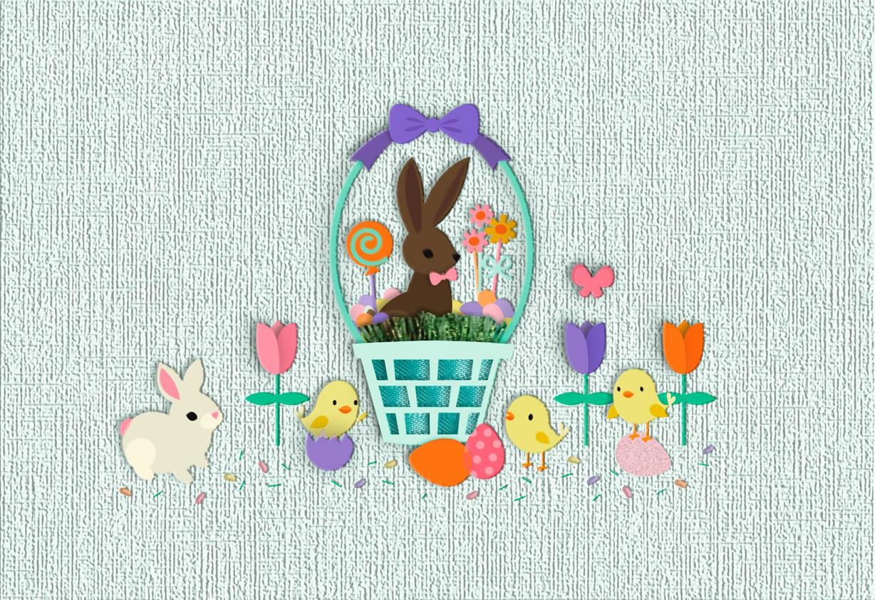 Day Full Of Goodies Easter Card Greeting Cards Hallmark