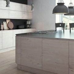 B&q Kitchens Rustic Kitchen Island Lighting Hallmarks Handleless Are 25 Cheaper Than Ikea And B Q It Hemlock Nordic Handle Less