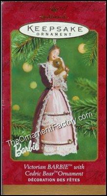 Barbie Hallmark Ornaments At The Ornament Factory