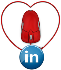 I heart LinkedIn