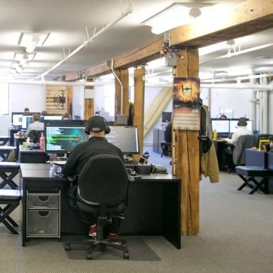 Hall Internet Marketing Office Space