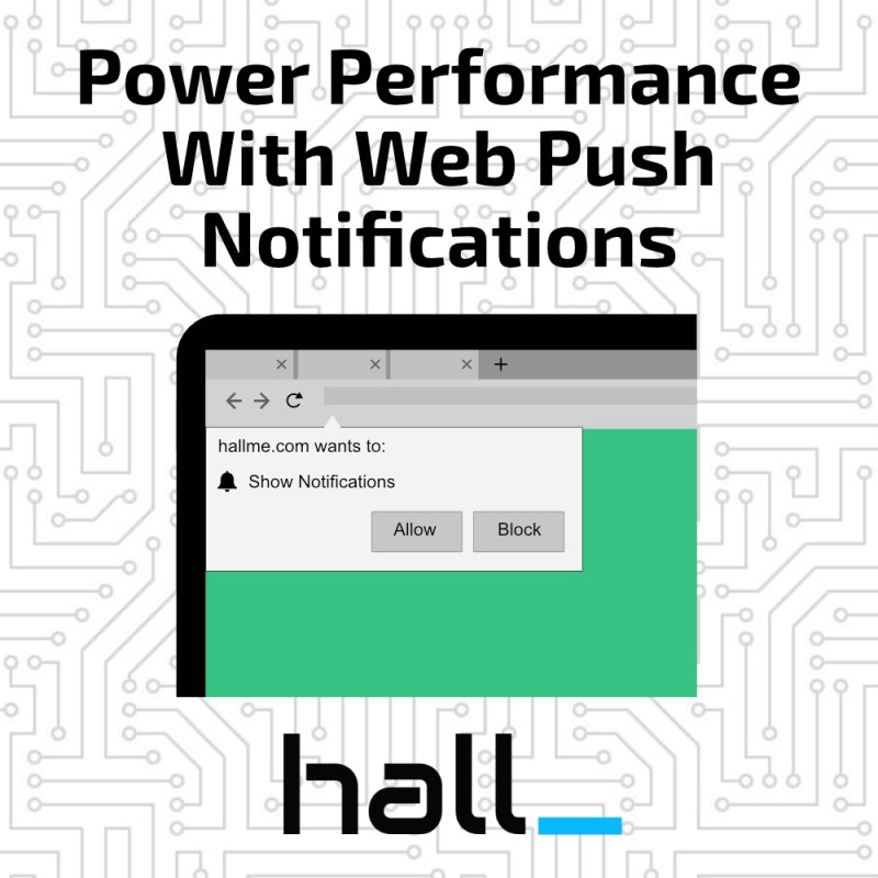Power Performance With Web Push Notifications
